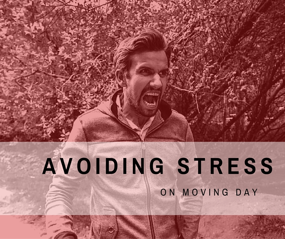 Avoiding Stress on Moving Day